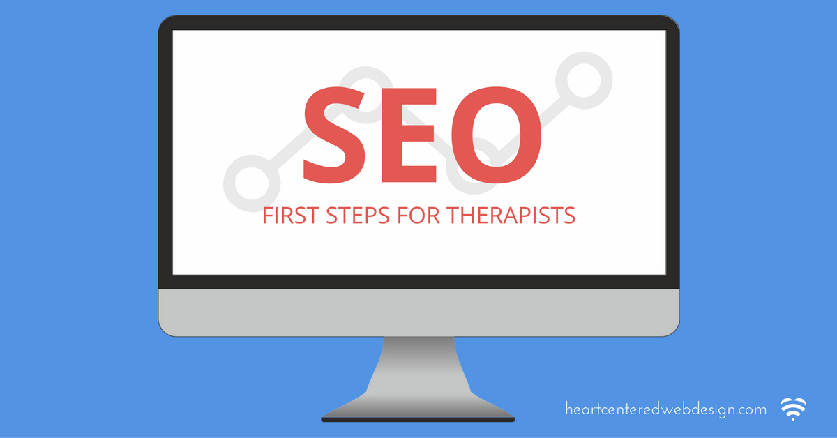 therapy website seo